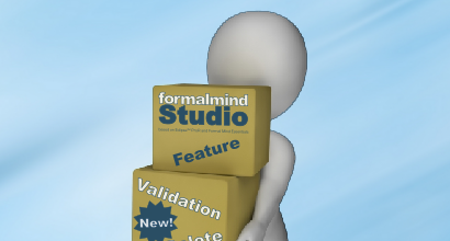 Even More New Features in formalmind Studio