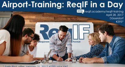 European ReqIF Workshop & INCOSE Interview