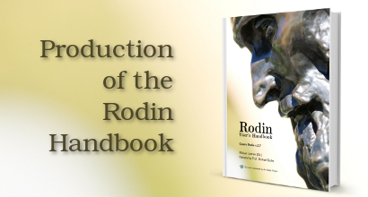 Production of the Rodin Handbook